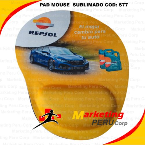 PAD MOUSE SUBLIMADO DIGITAL